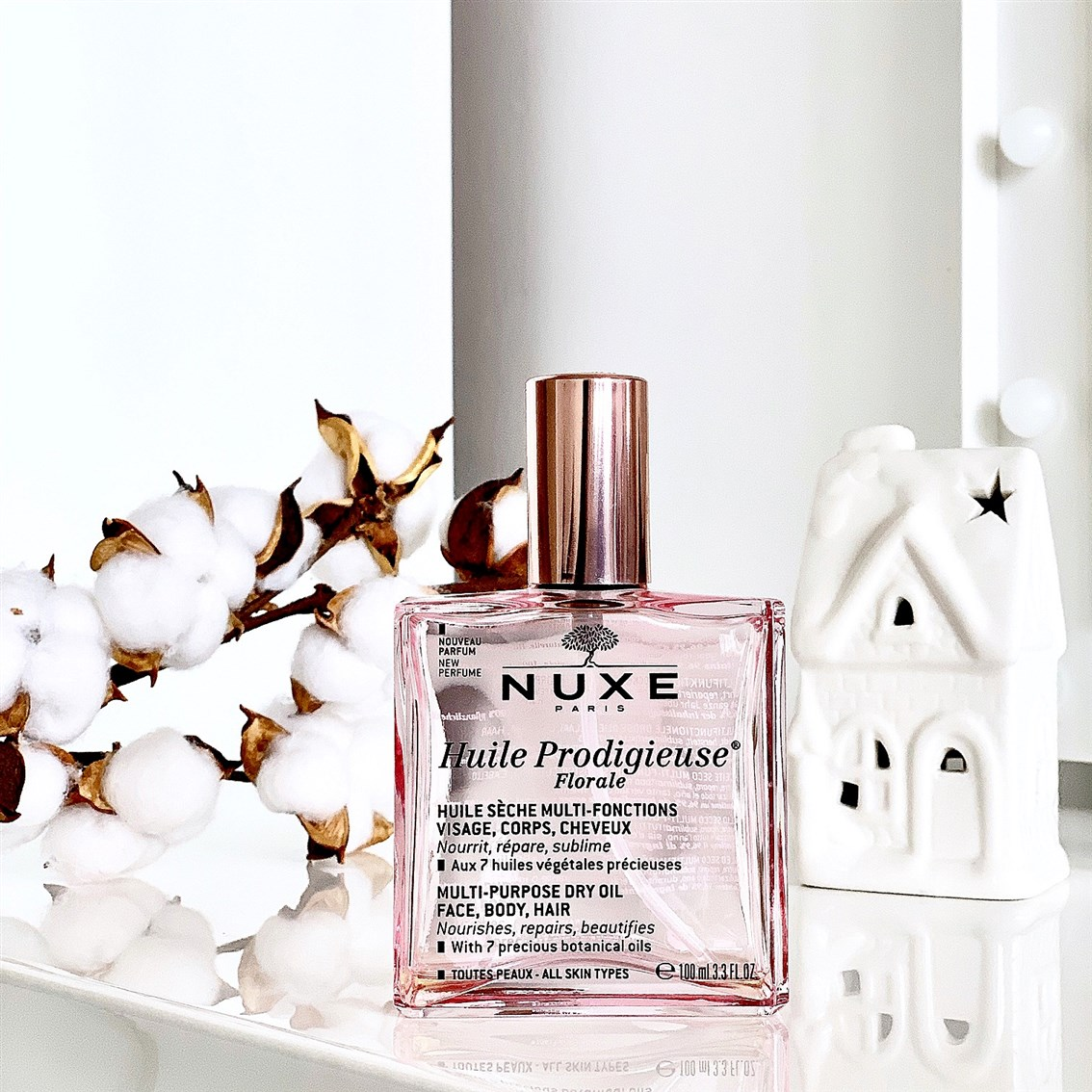 Nuxe Huile Prodigieuse Florale opinie