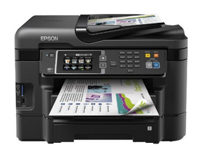 Epson WF-3640DTWF Driver Download - Windows, Mac