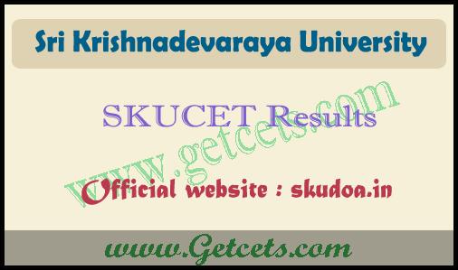 SKU PGCET Results 2021 manabadi, skucet rank card @skudoa.in