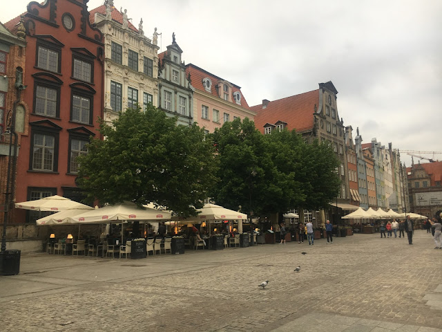Gdansk, Poland - The Free City of Danzig