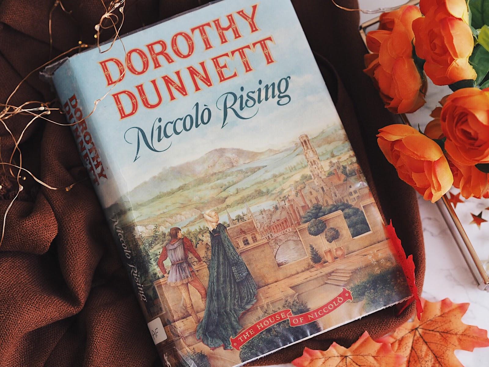 Niccolo Rising - Dorothy Dunnett