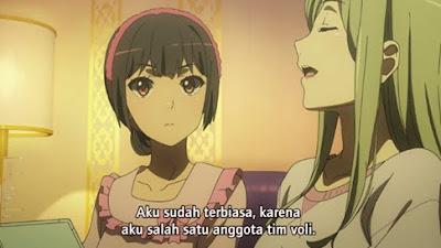 Download Anime Schoolgirl Strikers Animation Channel Episode 02 Subtitle Indonesia