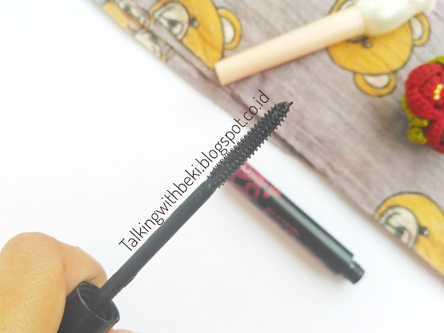 Review Silkygirl Eye Opener Mascara