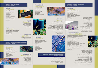 technology brochure