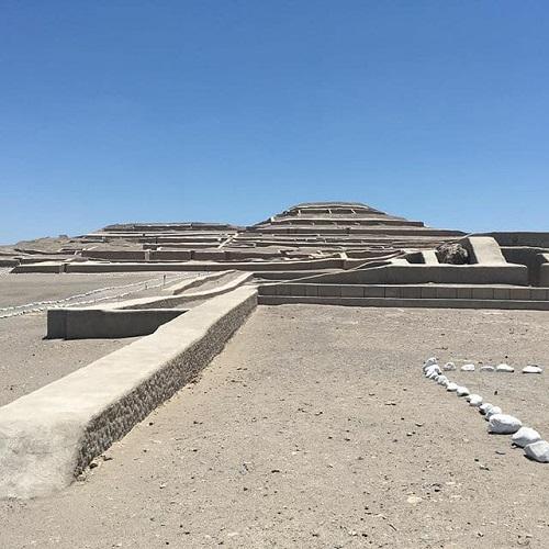 Centro Ceremonial Cahuachi