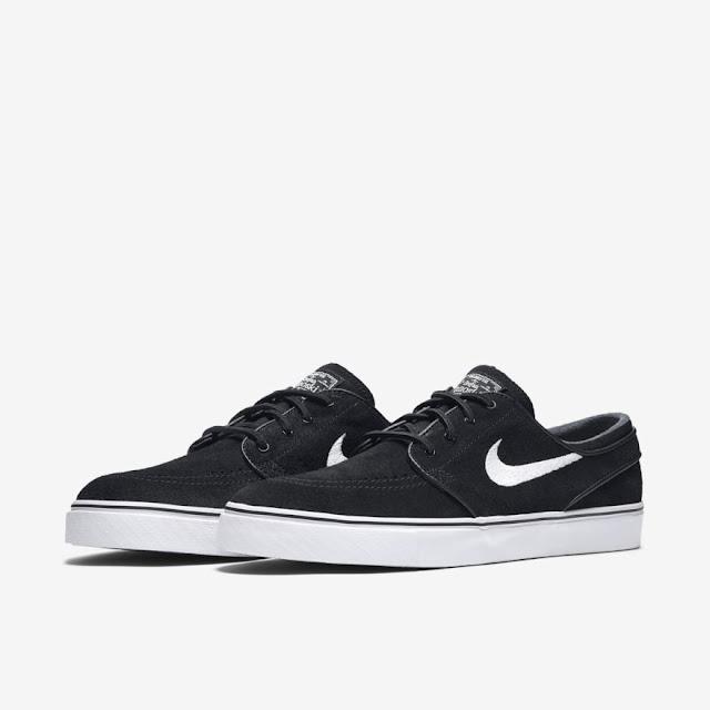 Nike SB Zoom Stefan Janoski OG Black White
