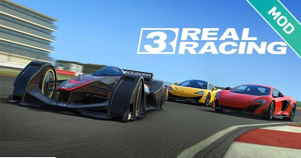 Real Racing 3 v7.5.0 [Mega Mod] APK