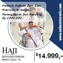 Paket Hj Pls Visa Furoda 2019