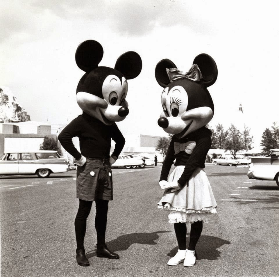 Pupepepets Blog Mickey Minnie Through The Years 1955 Present