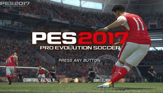 download Game PES 2017 ISO Patch Army17 Update Terbaru For PSP Android