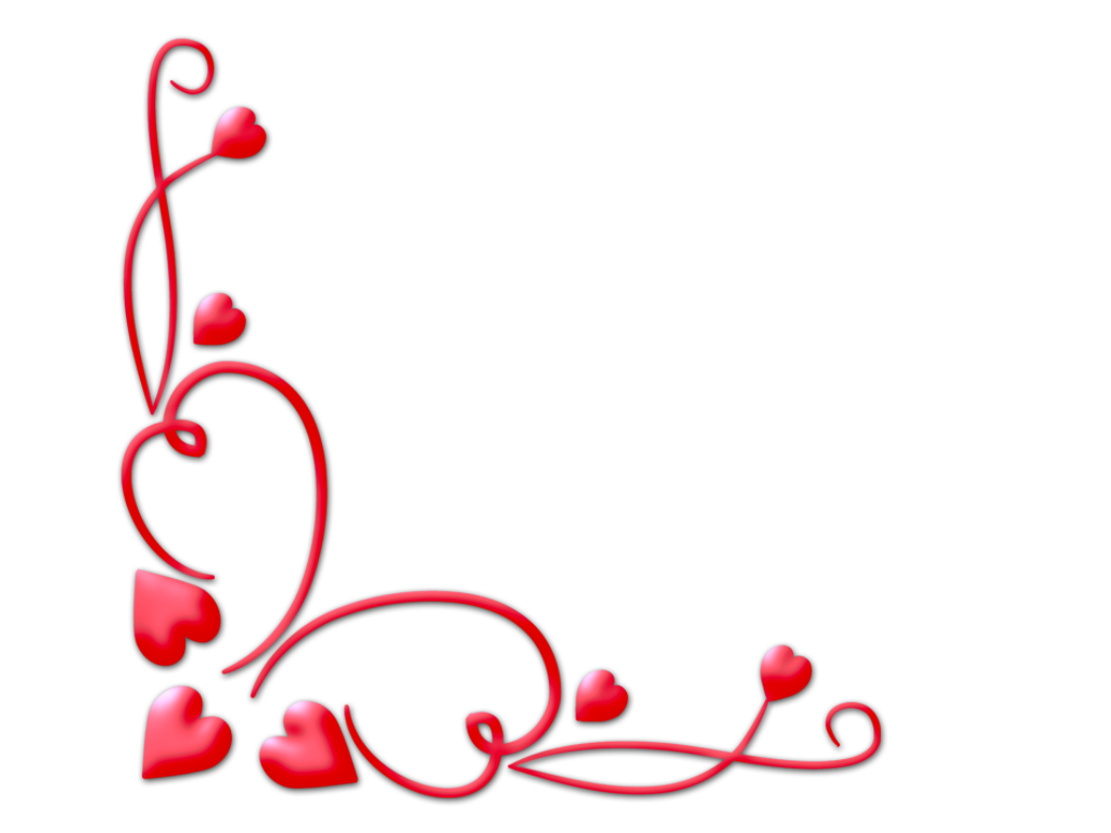 Photoshop Png Frames Wallpapers Designs Valentine Corners