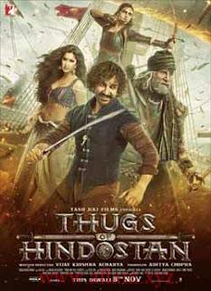 مشاهدة فيلم Thugs of Hindostan 2018 مترجم