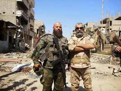 Siria: Llegan refuerzos a Deir Ezzor
