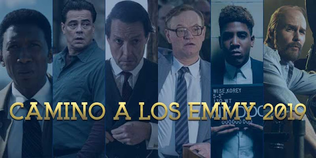 Emmy 2019: Mejor actor de Miniserie/TV Movie