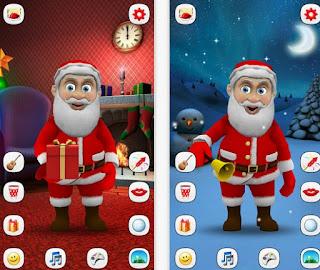 gioco Babbo Natale parlante