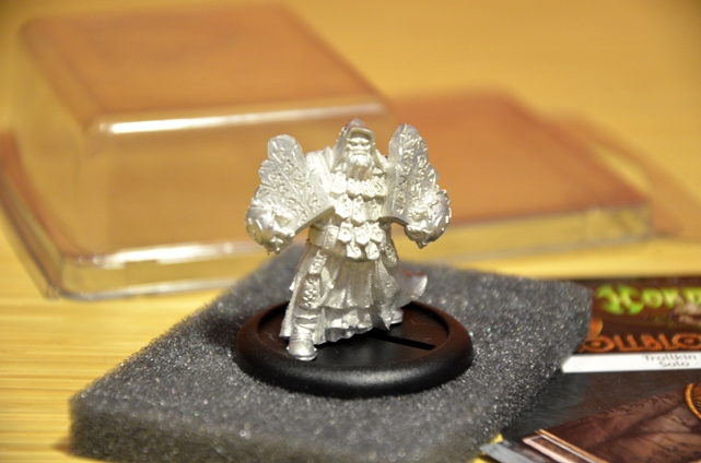 Trollbloods Trollkin Runebearer unboxing photo