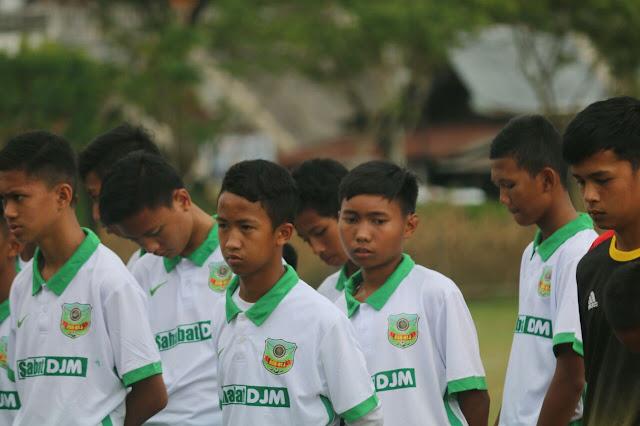 Djuli Mambaya Siap Lakukan Pembinaan Khusus untuk Tim Sepakbola Toraja