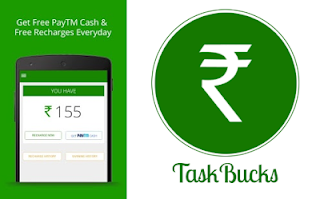 paytm cash generator app for android task bucks