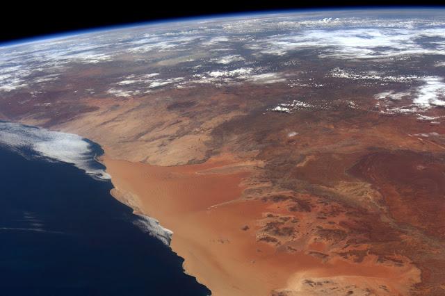 صور الارض من الفضاء