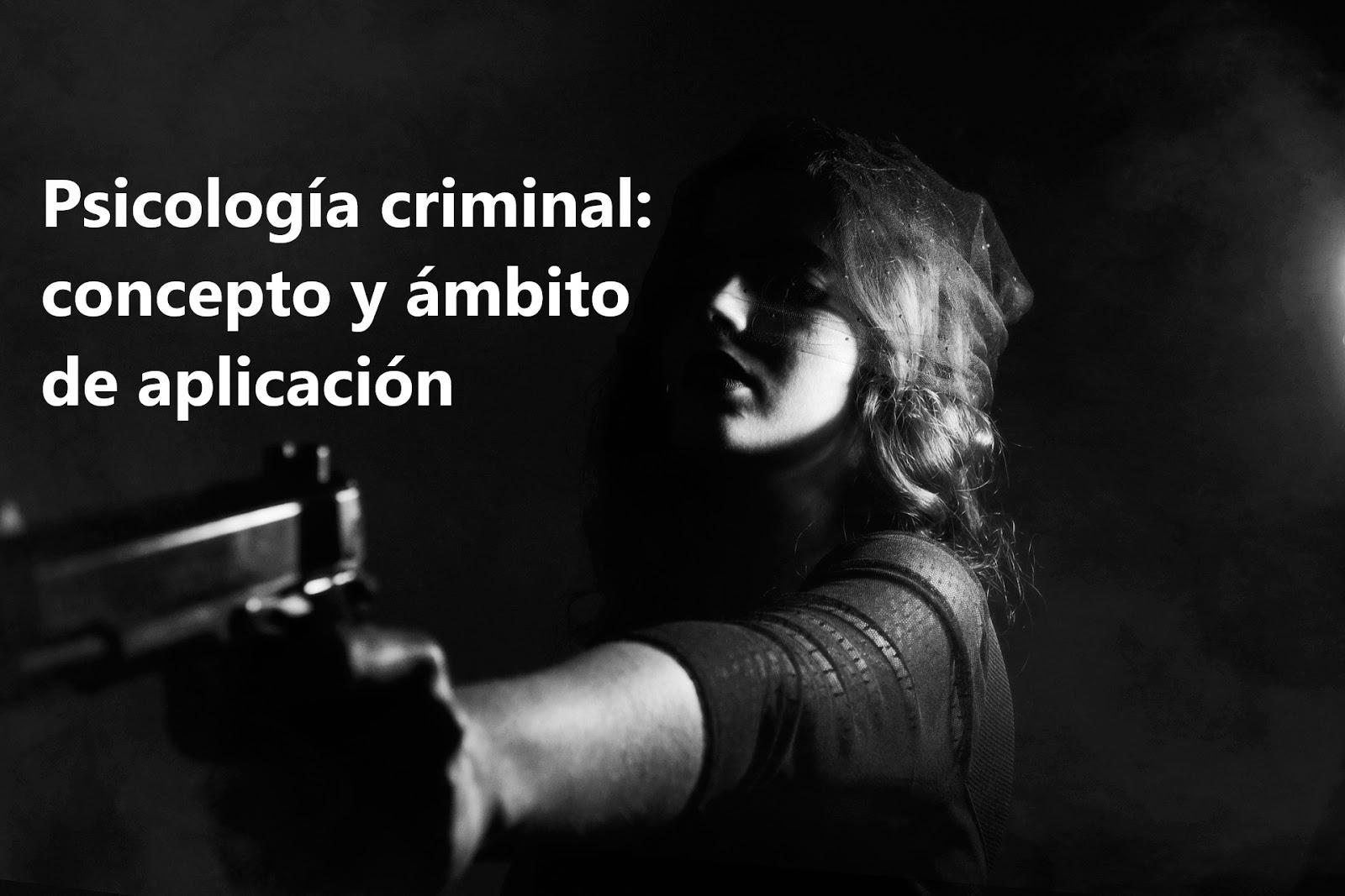 Manual de psicología criminal. Descarga gratis.