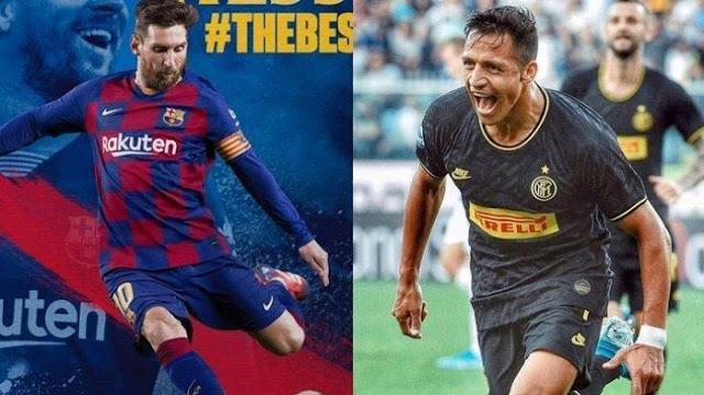 Prediksi Barcelona vs Inter Milan Liga Champions