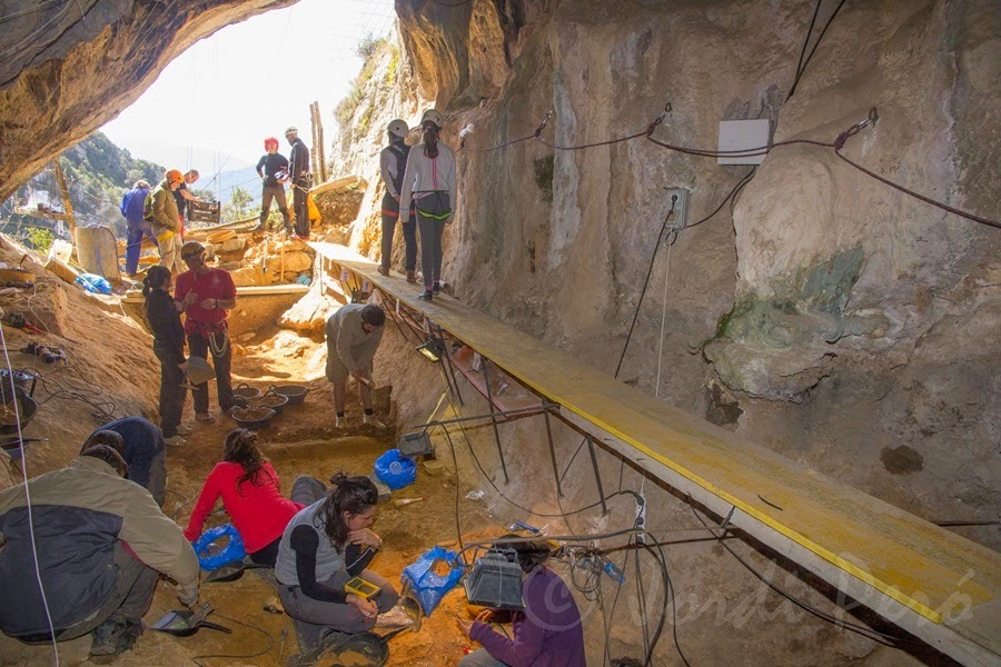 Did Neanderthals share caves with carnivores? - The Archaeology News