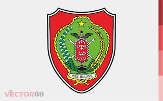 Logo Provinsi Kalimantan Tengah (Kalteng) - Download Vector File PDF (Portable Document Format)