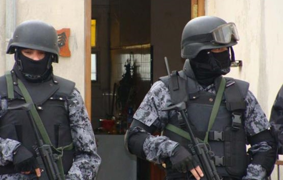 Allanamientos por droga 4 detenidos