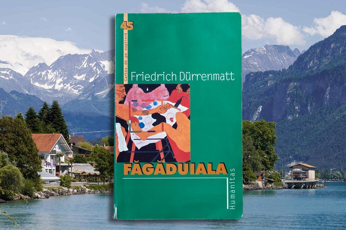 recenzie Făgăduiala Recviem pentru romanul polițist Friedrich Dürrenmatt