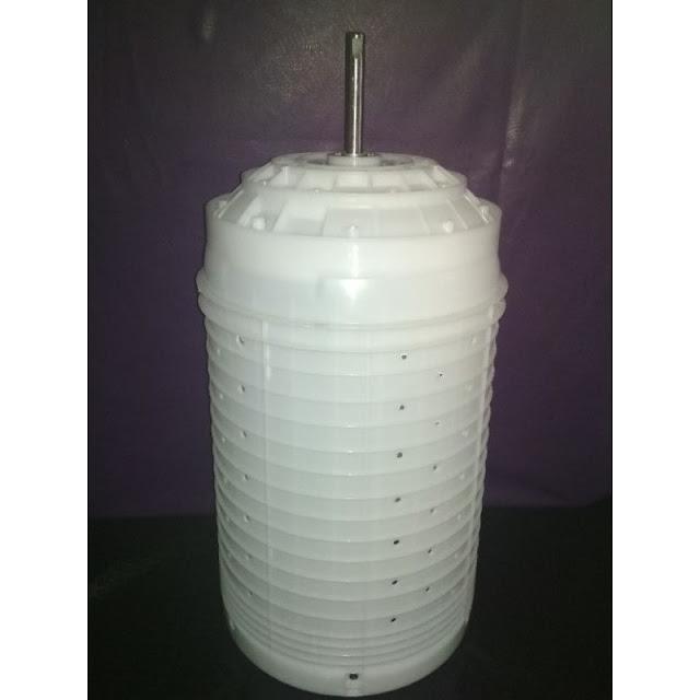 Tabung Pengering Mesin Cuci Sanken Original 2 Tabung Kapasitas 6kg, 7kg, 7.5kg, 8kg, 9kg, 10kg, 11kg