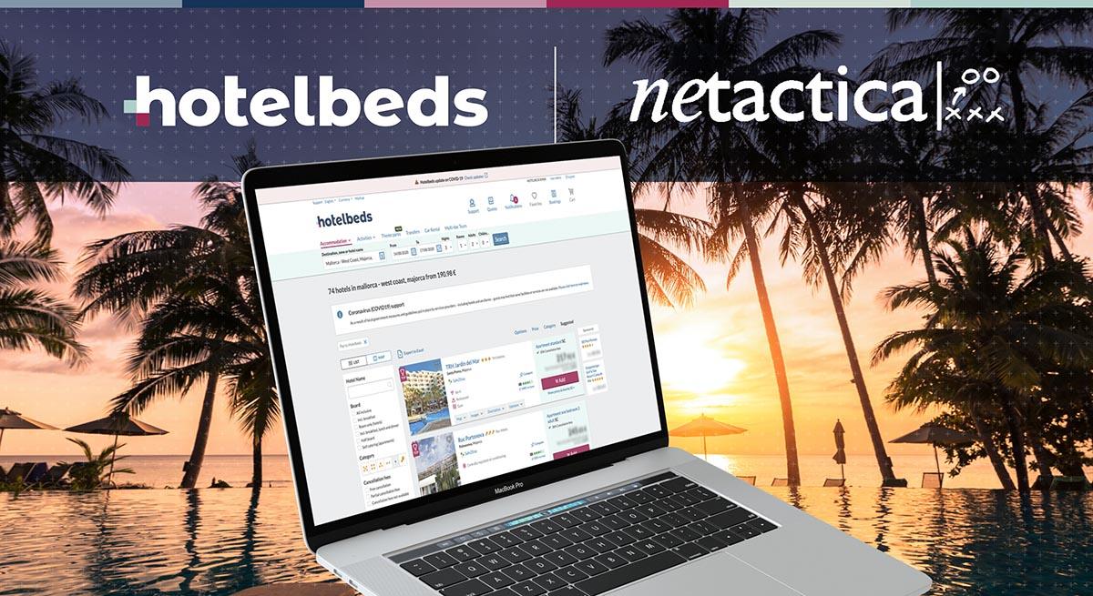 HOTELBEDS ACUERDO NETACTICA DISTRIBUCIÓN LATAM 01