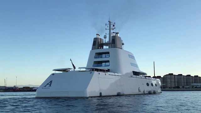 Yacht - Duniya Ke 5 Sabse Expensive Yachts | The NN Blogs |