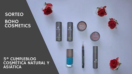 sorteo-boho--5-cumpleblog-cosmetica-natural-y-asiatica