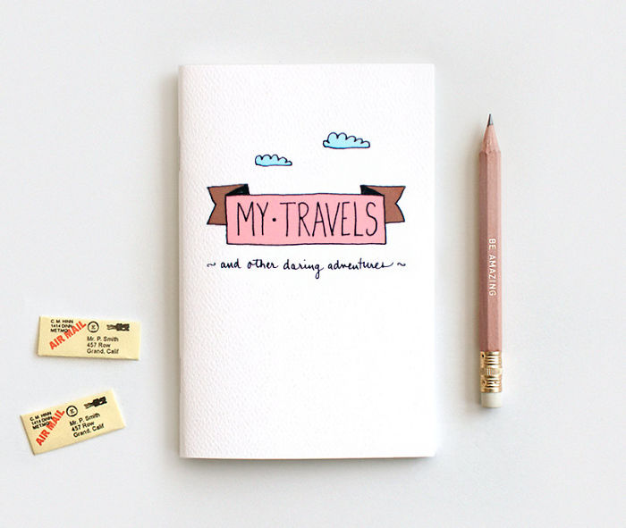 15+ Of The Best Traveler Gift Ideas Besides Actual Plane Tickets - Travel Journal