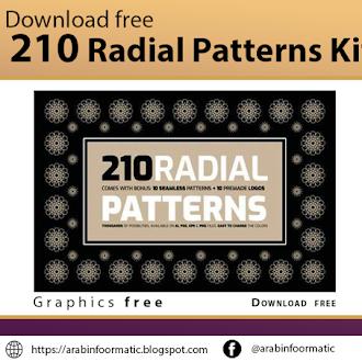 Radial Patterns Kit Download free