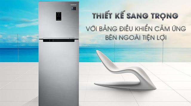 Tủ lạnh Samsung Inverter 299 lít RT29K5532S8/SV