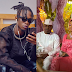 Fans Impressed At The Clothing Laycon Wore To Dimeji Bankole's Wedding