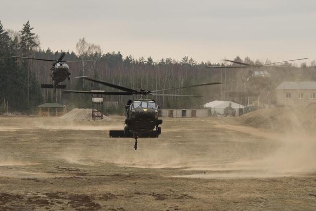 Esercito addestramento Lettonia