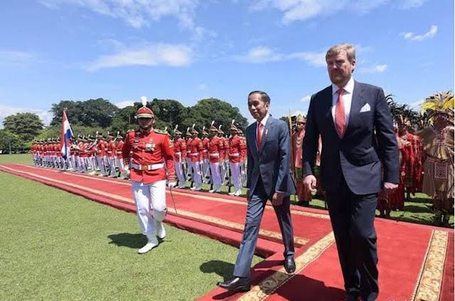 Raja Belanda Minta Maaf ke Indonesia atas Kekerasan Setelah Proklamasi