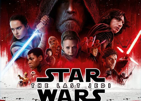 Download Star Wars: Episode VIII – The Last Jedi (2017) Dual Audio [Hindi+English] 720p + 1080p Bluray ESubs