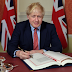 Brexit: Ο Μπόρις Τζόνσον υπέγραψε τη Συμφωνία Αποχώρησης