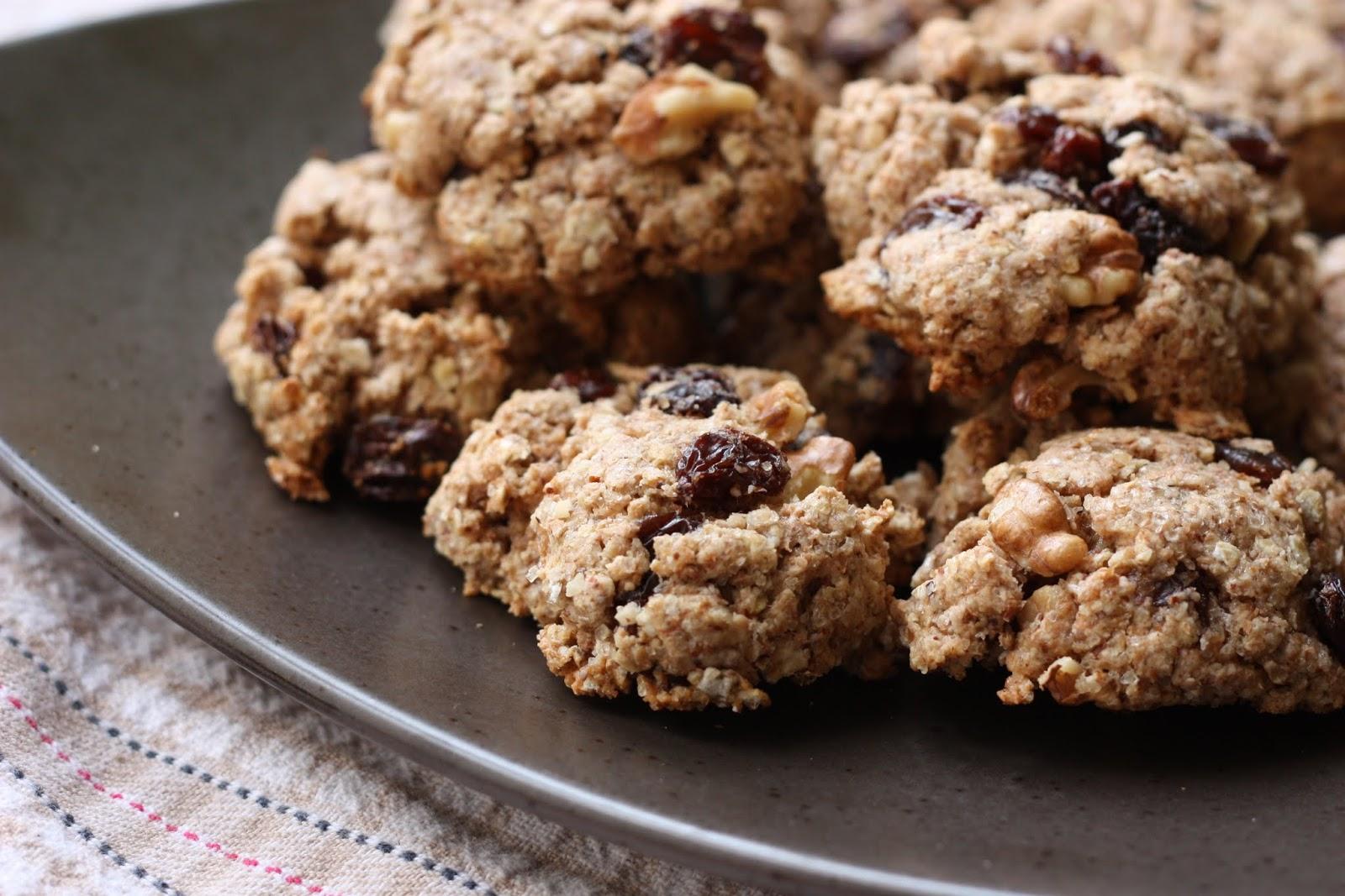 cookies light recette