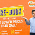 Flipkart Pre-Booking from 15th to 17th January 2020: Get lower prices than sale