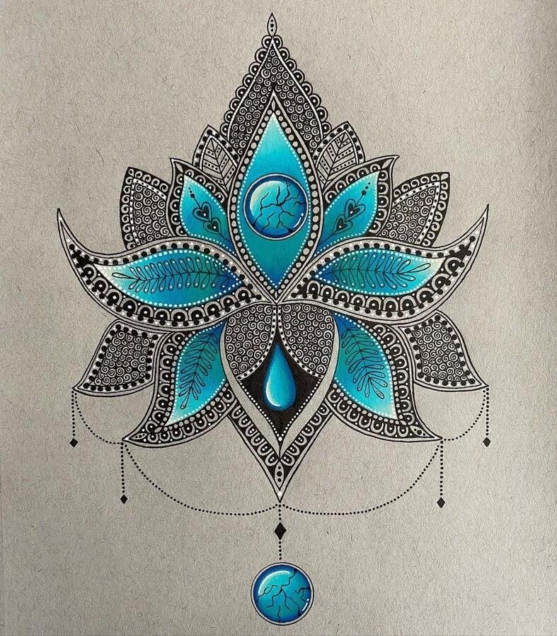10-Lotus-Flower-Kirsty-www-designstack-co