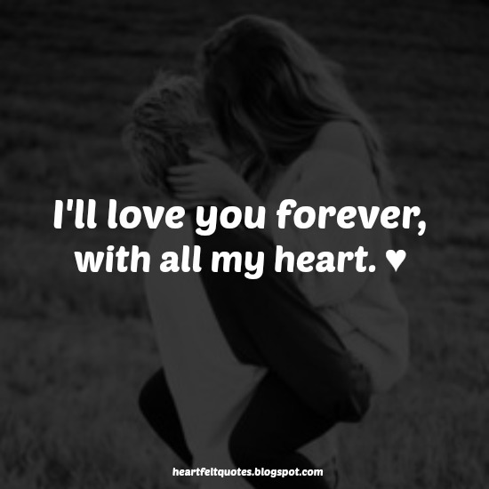 i ll love you forever