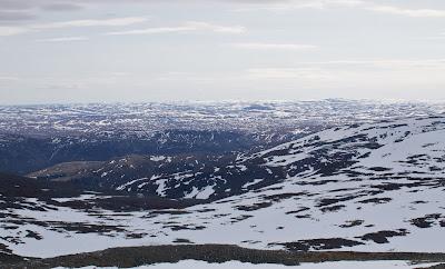 Północny Punkt Widzenia: Moja własna Śnieżka. Widok z Haldde.