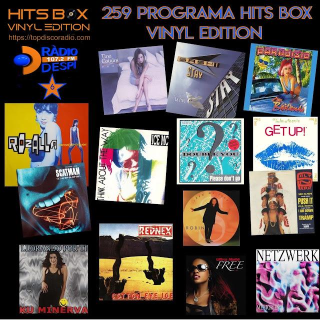 259 Programa Hits Box Especial 90's