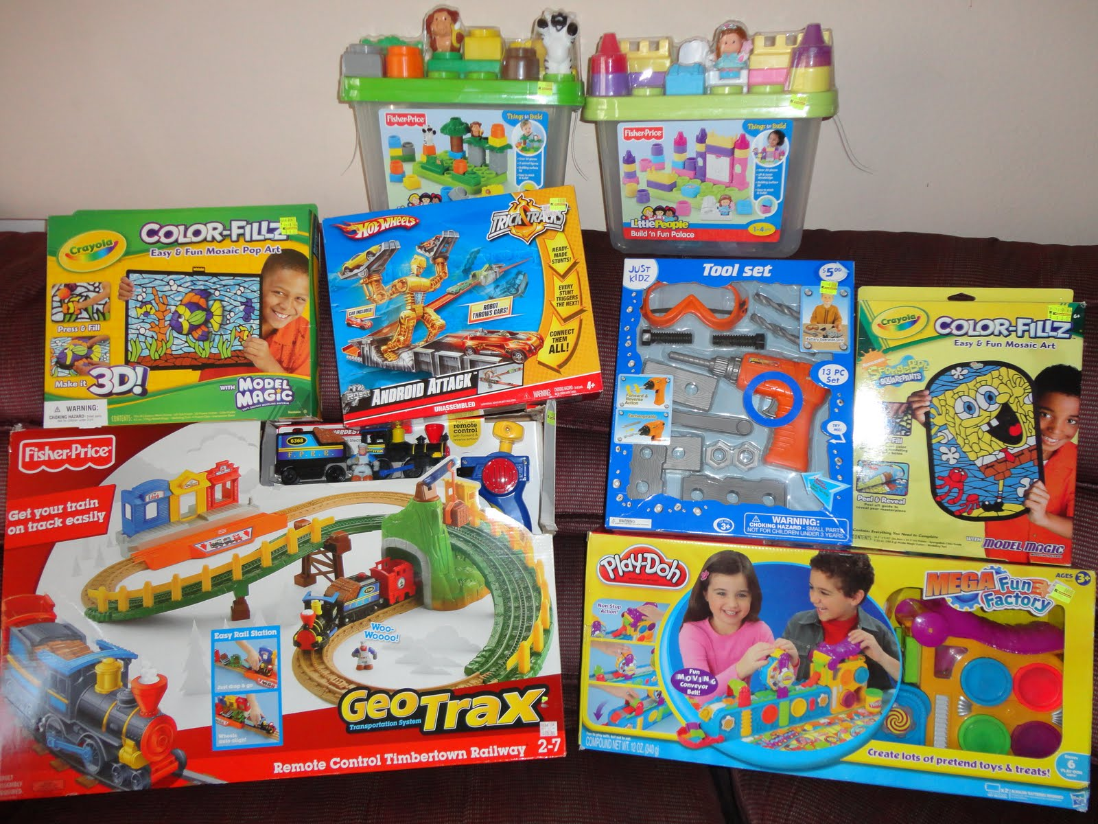 M Loves Deals Kmart Take an additional 50% off TOY CLEARANCE on