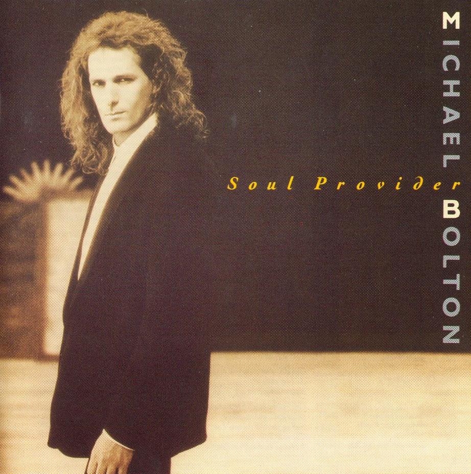 Michael Bolton Soul provider 1989 aor melodic rock
