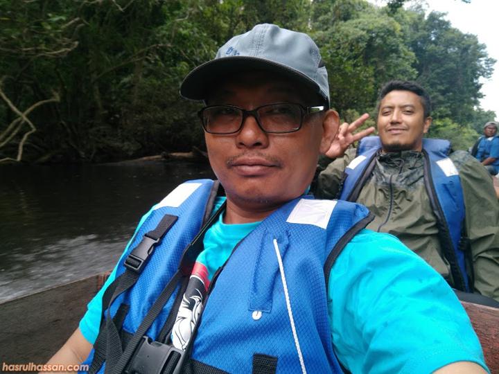 Pengalaman percutian Taman Negara - Lata Berkoh